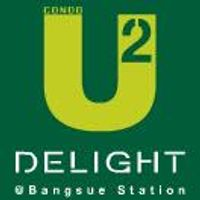 logo project U Delight 2 @ Bang Sue Station