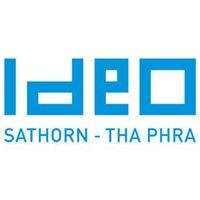 logo โครงการ ไอดีโอ สาทร - ท่าพระ