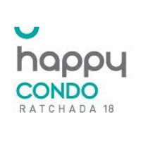 logo โครงการ แฮปปี้ คอนโด รัชดา 18
