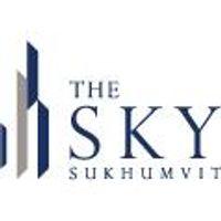 logo โครงการ เดอะ สกาย สุขุมวิท