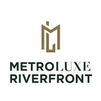 logo โครงการ เมโทร ลักซ์ ริเวอร์ฟรอนท์ รัตนาธิเบศร์