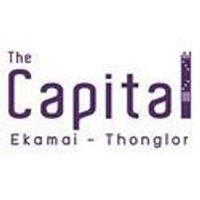 logo โครงการ เดอะ แคปิตอล เอกมัย - ทองหล่อ