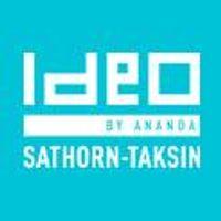 logo โครงการ ไอดีโอ สาทร - ตากสิน