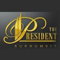 logo โครงการ เดอะ เพรสซิเดนท์ สุขุมวิท