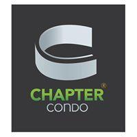 logo โครงการ แชปเตอร์ คอนโด