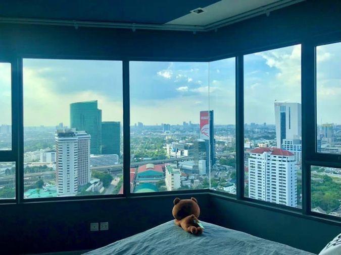 รูป ปล่อยเช่าคอนโด : Life Ladprao ชั้น 32 ขนาด 36 ตร.ม.  - รูปที่ 1/12