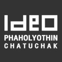 logo โครงการ ไอดีโอ พหลโยธิน - จตุจักร
