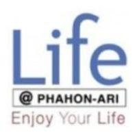 logo โครงการ ไลฟ์ แอท พหลฯ - อารีย์