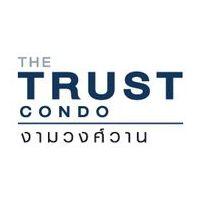 logo โครงการ เดอะ ทรัสต์ คอนโด งามวงศ์วาน