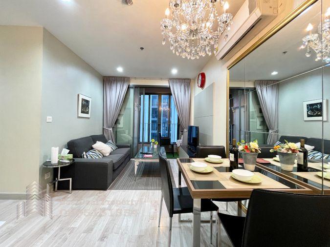 รูป ให้เช่า/For Rent 2 ห้องนอนขนาด 55 sqm.27,000 บาท / เดือน ห้องสวยมาก พร้อมอยู่ - รูปที่ 2/19