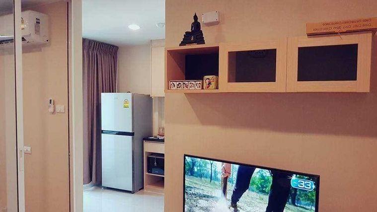 รูป R10981**ให้เช่า** คอนโด JW Condo @ Donmuang ขนาด 27ตึก B ชั้น3 เครื่องใช้ไฟฟ้าครบ พร้อมอยู่ - รูปที่ 1/7